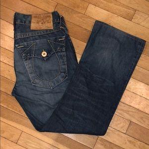 True Religion Bootcut jeans pants bottoms